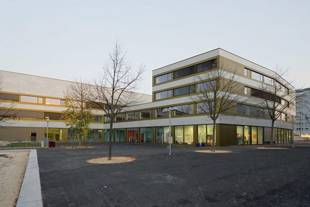 Neubau Breitezentrum, Basel