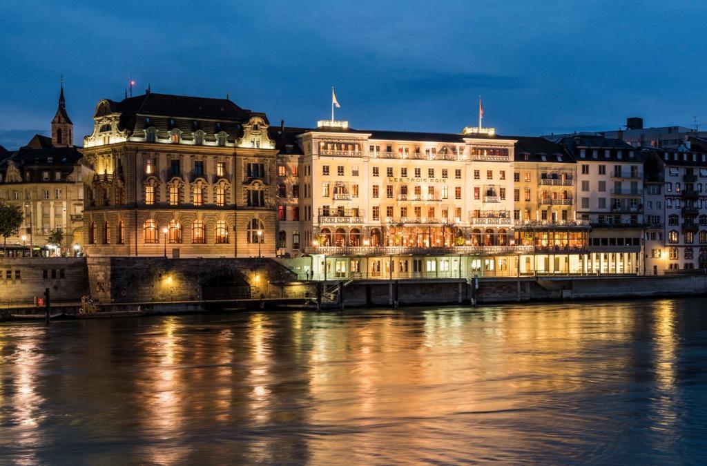 Hotel Drei Könige, Basel